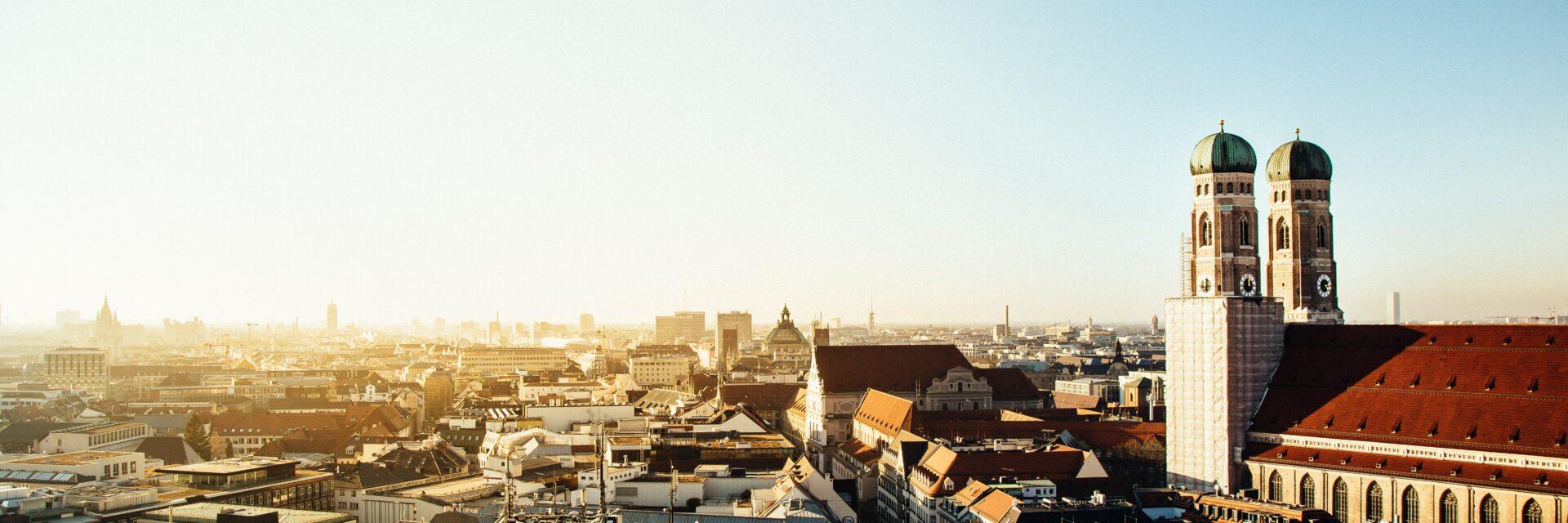 Eine Ansicht von München